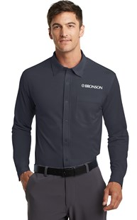 Special-Programs-Bronson-Career-Wear | Bronson Career Wear | Bronson Men's Long Sleeve Shirt Grey