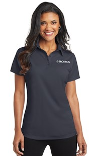 Special-Programs-Bronson-Career-Wear | Bronson Career Wear | Bronson Women's Short Sleeve Shirt Grey