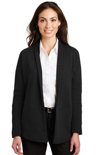 Special-Programs-Bronson-Career-Wear | Bronson Career Wear | Bronson Interlocked Cardigan Black