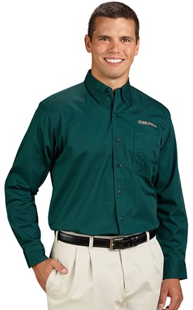 Bronson Men's Long Sleeve Twill Shirt Image