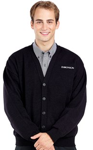 | Bronson Career Wear | Bronson UNISEX Cardigan Sweater