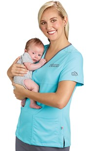 Scrubs-Premium-Urbane-Ultimate | Karing for Kids | Karing for Kids Crossover Top