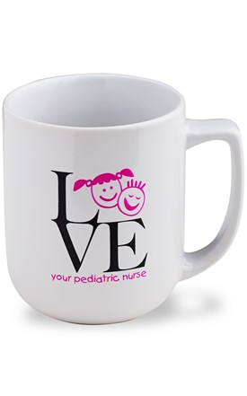 Love Your Pediatric Nurse Mug Image