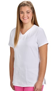 Special-Programs-Bronson-Professional-Whites      Heartsoul Shaped V-Neck Top