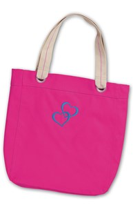 Accessories-Bags-and-Totes |  | Canvas Heart Tote