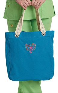 Accessories-Bags-and-Totes |  | VAC EXCLUSIVE Heartfelt Tote