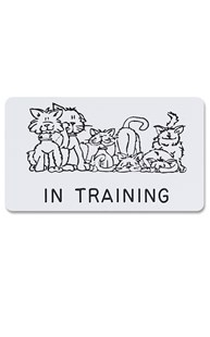 Accessories-Engraving |  | Novelty Badge Cats