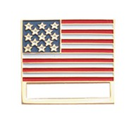 Accessories-Engraving-Engraved-Name-Tags | Clipeze | American Flag Badge Holder
