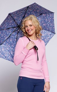 Clearance-Casuals |  | Paw Print Rain Umbrella