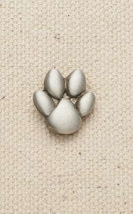 Accessories-Gifts-and-Fun-Stuff-Fun-Paw-Stuff |  | Pewter Paw Tac