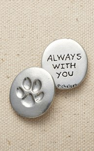 Accessories-Gifts-and-Fun-Stuff-Fun-Paw-Stuff |  | Pewter Paw Coin