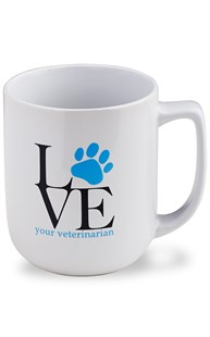 Accessories-Gifts-and-Fun-Stuff-Fun-Paw-Stuff | VAC Exclusive | Love Your Veterinarian Mug