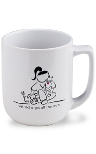 Fun-Stuff-Everything-Paws | VAC Exclusive | Vet Tech Mug