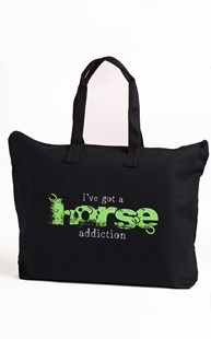 |  | Addiction Large Tote