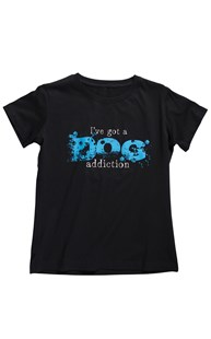 |  | Addiction Tee Shirt UNISEX
