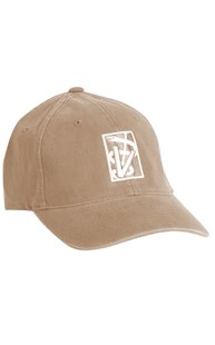 Outerwear-Hats |  | Vet Emblem Distressed Hat