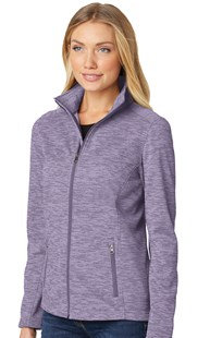 Workwear-Outerwear-Jackets |  | WOMEN'S Digi Stripe Fleece Jacket