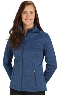Casuals-Performance-Wear |  | WOMEN'S Digi Stripe Fleece Jacket
