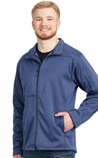 Outerwear-Jackets |  | Landway Men's Performance Knit Jacket