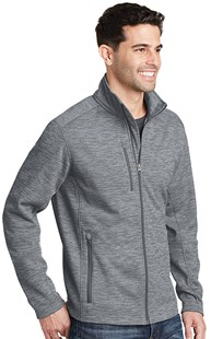 Workwear-Outerwear |  | MEN'S Digi Stripe Fleece Jacket