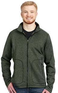 Outerwear-Jackets |  | Landway Men's Textured Knit Jacket