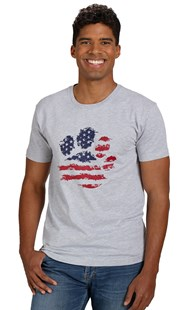 Fun-Stuff-The-Patriotic-Paws-Collection |  | Patriotic Paws Tee Shirt UNISEX