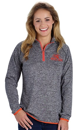 Women's Color Trim Pull-Over Image