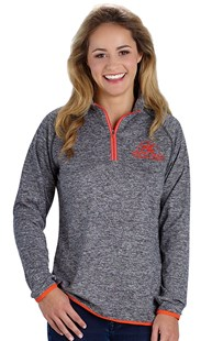 Casuals-Performance-Wear |  | Women's Color Trim Pull-Over