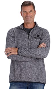 Casuals-Performance-Wear |  | Men's Color Trim Performance Pull-Over