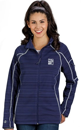 WOMEN'S Bonded Dry-Excel Polyester Jacket Image