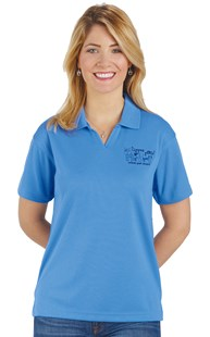 Workwear-Shirts-Polo-Shirts |  | Women's Performance Micromesh Polo