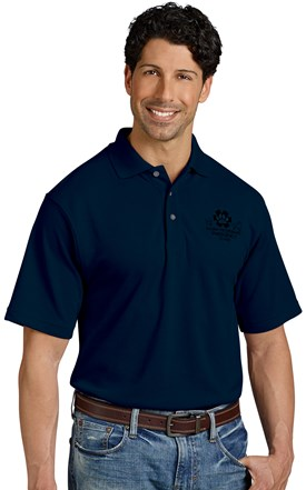 Men's TALL Performance Micromesh Polo Image