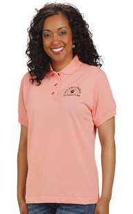 Workwear-Shirts-Polo-Shirts |  | Women's Blended Pique Polo