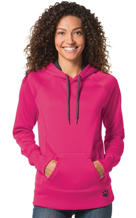 WOMEN'S Performance Hooded Sweatshirt Image