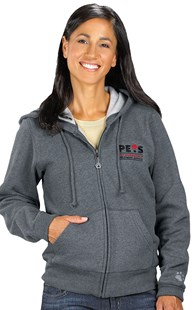 |  | Full Zip Fleece Hoodie Sweatshirt