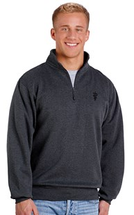 Workwear-Casual-Wear-Sweatshirts |  | Men's ¼ Zip Fleece Sweatshirt
