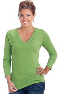 |  | Long Sleeve Essential Tee Shirt