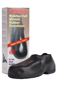 Outerwear-Boots |  | Tingley Hi-Top Rubber Overshoe