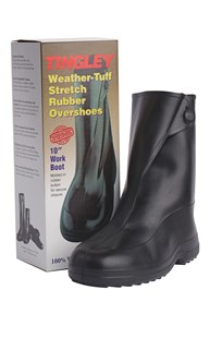 "Shoes-Boots |  | Tingley Rubber 10"" Overshoe"