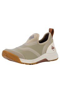 Outerwear-Boots-and-Work-Shoes |  | Muck Women's Performance Work Shoe Khaki