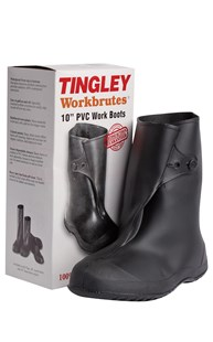 "Outerwear-Boots |  | Tingley 10"" PVC Overshoe"