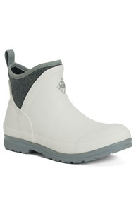 Outerwear-Boots-and-Work-Shoes |  | Muck Men's Waterproof Boot White/Grey