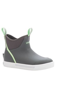Outerwear-Boots-and-Work-Shoes |  | XTRATUF Women's Wheelhouse Boot - Grey