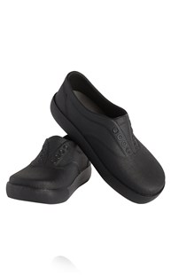 Footwear-Clogs |  | Men's Shark Klogs - Black