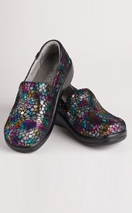 Footwear-Clogs |  | Alegria Minnow Rainbow Clogs