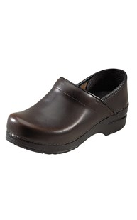 Shoes-Clogs | Dansko | Dansko Stapled Clog Brown