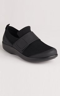 Shoes-Tennis-Shoes |  | Alegria TRAQ Shoe Black