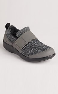 Shoes-Tennis-Shoes |  | Alegria TRAQ Shoe Charcoal