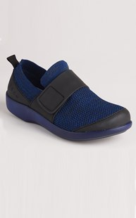 Shoes-Tennis-Shoes |  | Alegria TRAQ Shoe Blue