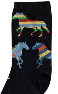 Footwear-Socks |  | Animal Socks Crazy Horses